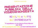 locandina presentazione videoinchiesta